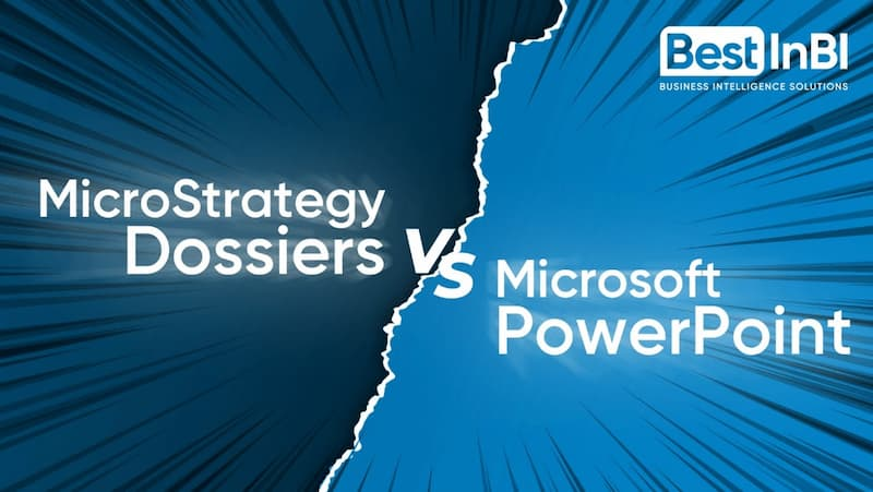 Creating Presentations with MicroStrategy Dossiers