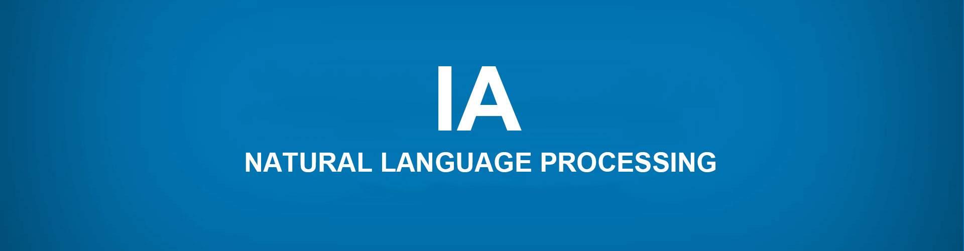AI NLP Natural Language Processing