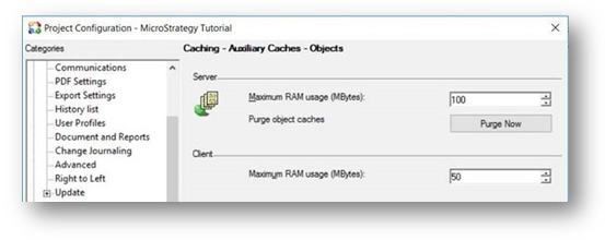 Types of Caches Auxiliary