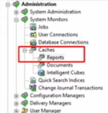 Report Caching MicroStrategy