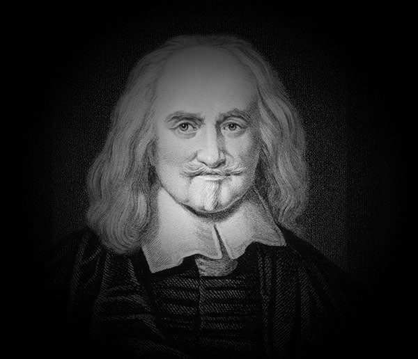 Thomas Hobbes Information is power