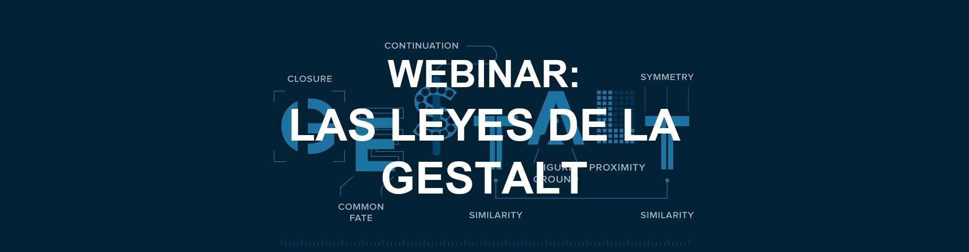 webinar: Gestalt laws